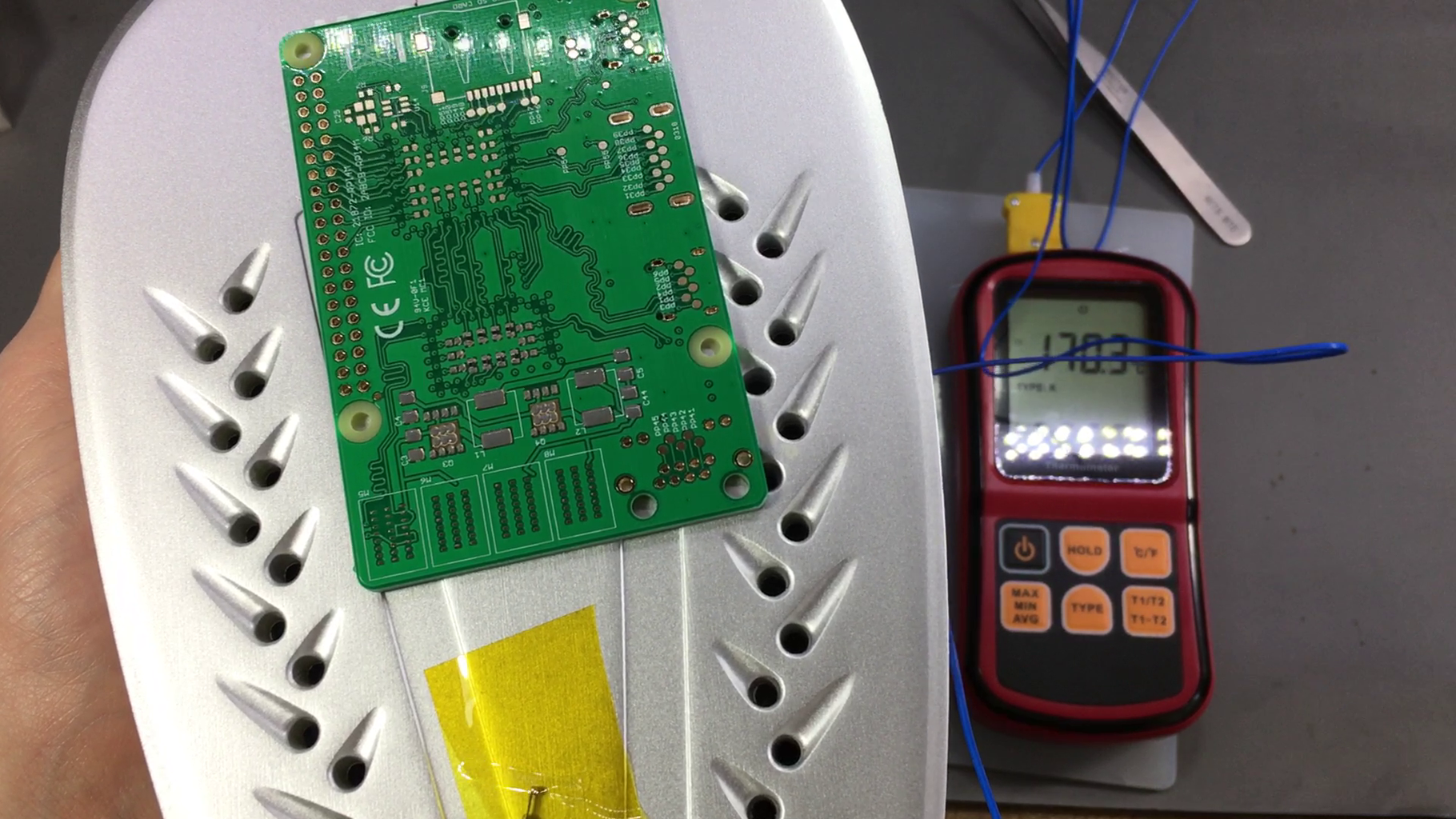 Method #2: Using a Stencil to Apply Solder Paste and Heating With Hot Air