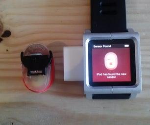 Replace Battery in Nike+ Sensor