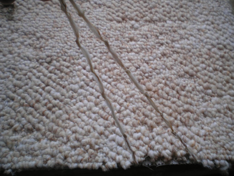 Cut Up Some Carpet Strands