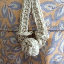 Make a Closure From Yarn