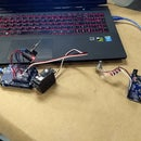 Wireless Servo Control