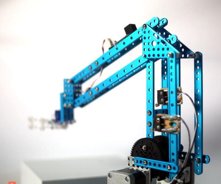DIY A Robotics Arm