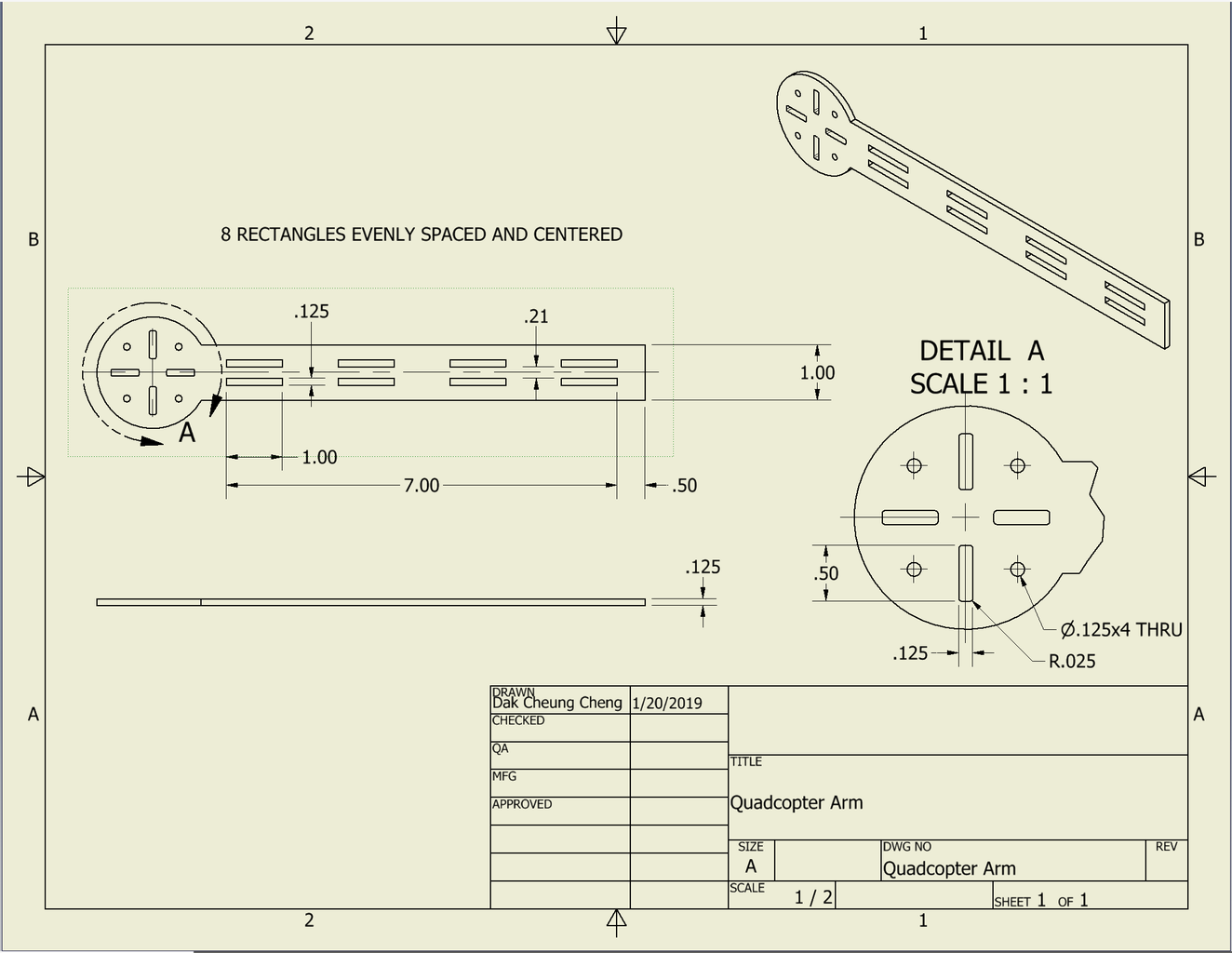 Designing and Assembling the Frame
