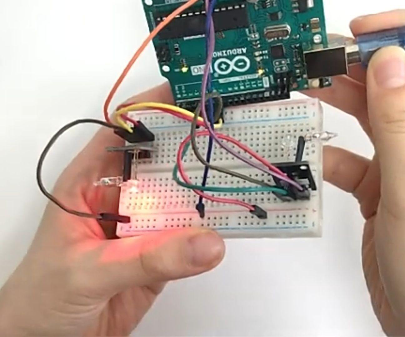 Arduino Magic Light Cup Tutorial