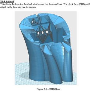 3D Printing - Base
