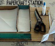 Papercraft Organizer