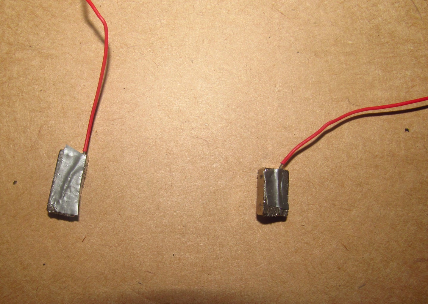 Making the Forward/Reverse Switch