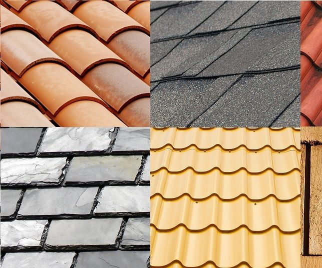 Selecting The Correct Materials For The Roof