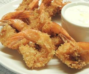 Coconut Shrimp (Red Lobster Copycat)