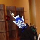Blue Spirit Swords