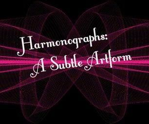 Harmonographs: a Subtle Artform