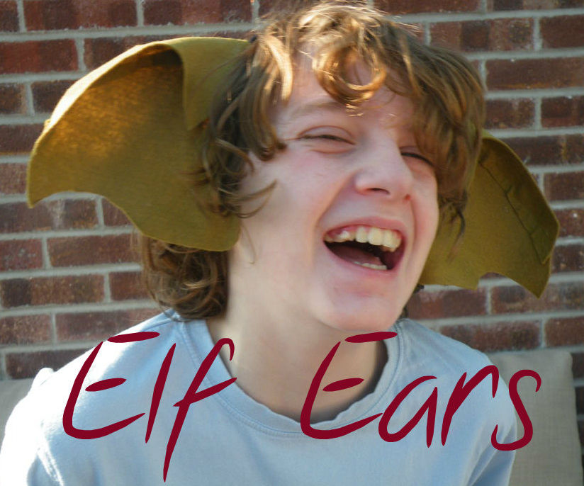 Make a Pair of House Elf Ears