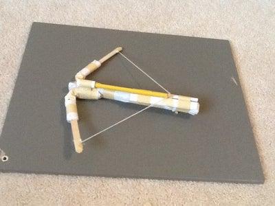 Paper Crossbow