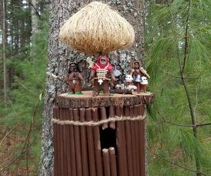 Ewok Birdhouse