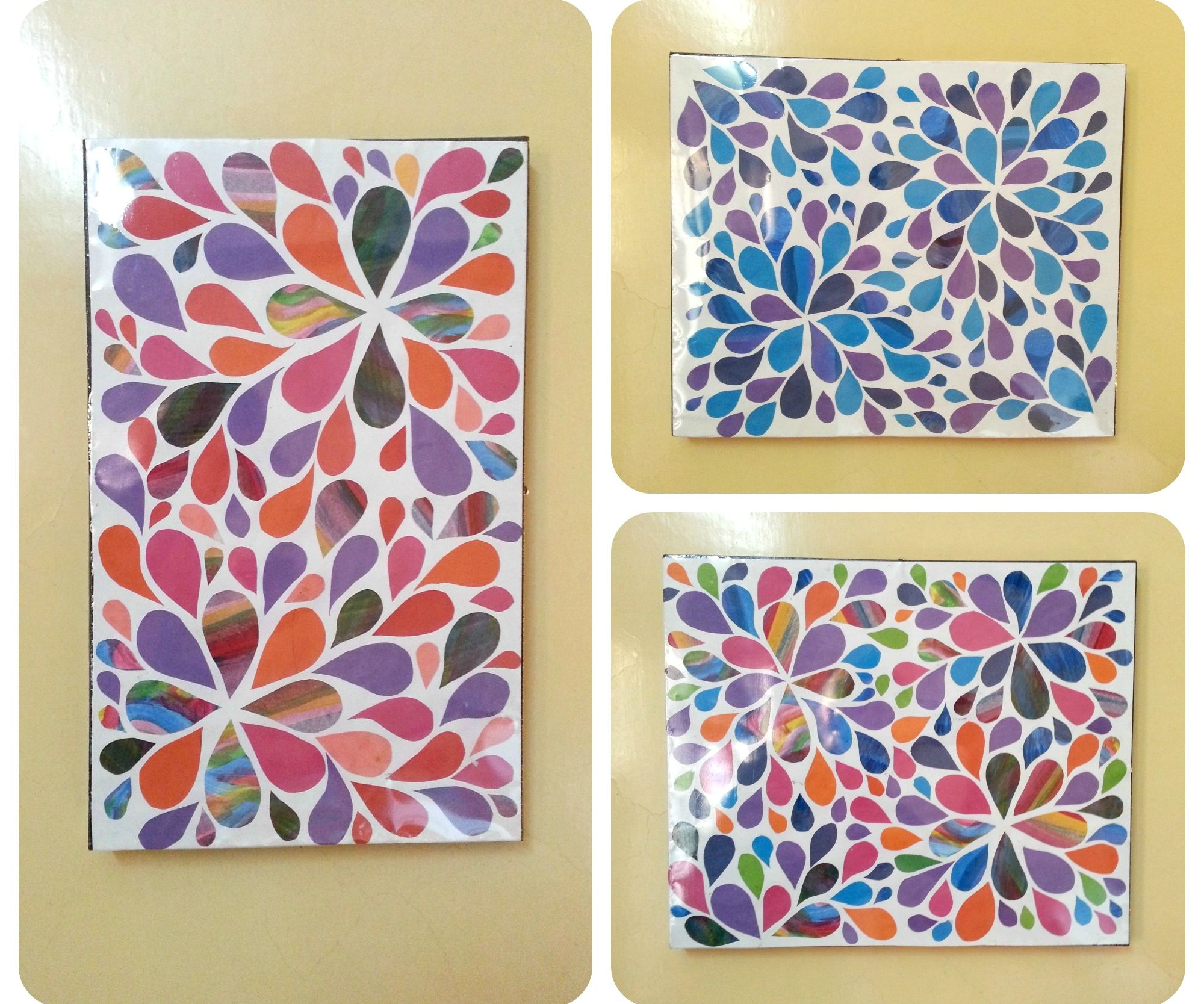 DIY Fun Wall Art
