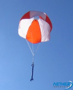Physical Apparatus: the Balloon and the Parachute