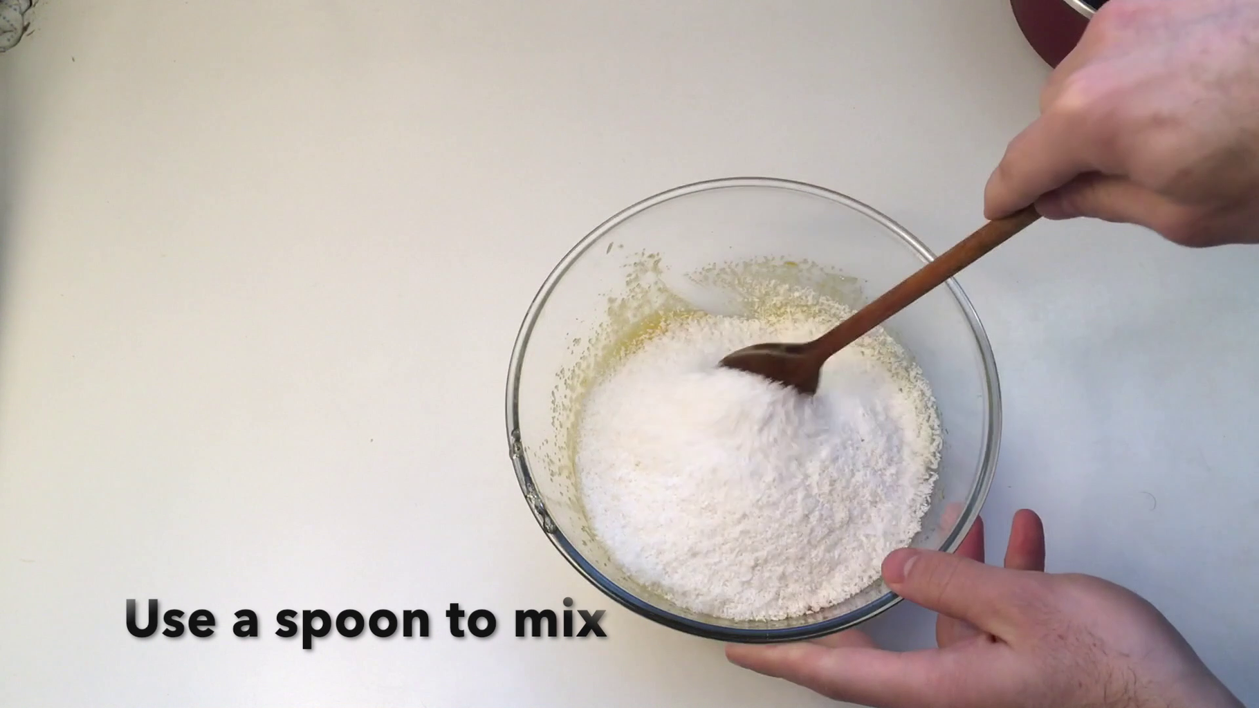 Mixing the Ingredients