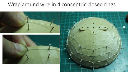 Wire the Transducers (Simple Method)