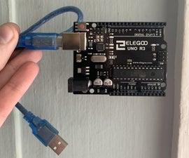 DIY UV-VIS Arduino UNO