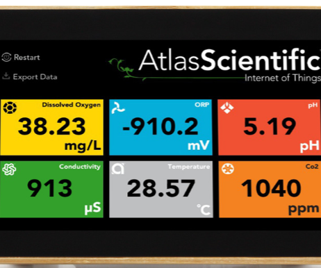 BUILD YOUR OWN MONITORING STATION USING THE ATLAS IOT