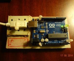 DIY Arduino Mounting Base /Holder