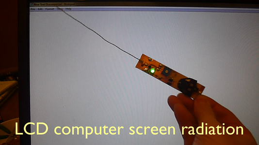 Sniffer Will Detect RF Radiation From Many Sources.