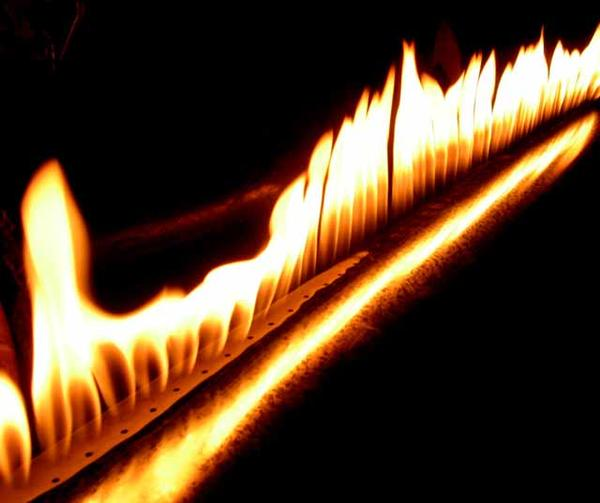 The Rubens' Tube: Soundwaves in Fire!