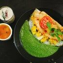 Gluten-free Indian Masala Dosa