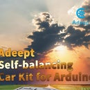 Adeept Self-balancing Car Kit for Arduino