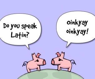 Piglatin Translator