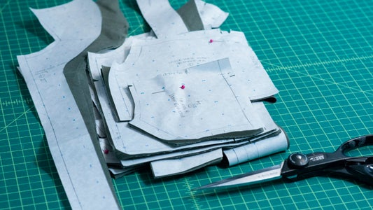 Cut Out All Your Fabric Pieces