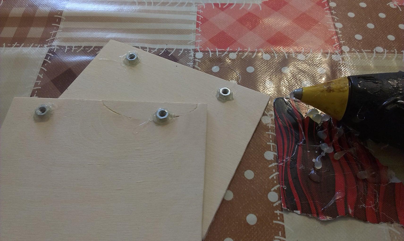 Glue All Woden Parts