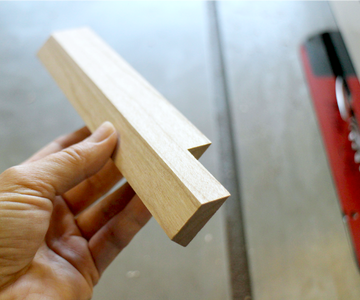 Making Your Corner Upright Pieces
