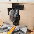 Miter Saw Dust Collection