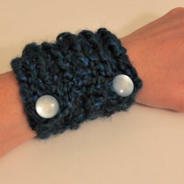 Knit Cuffs