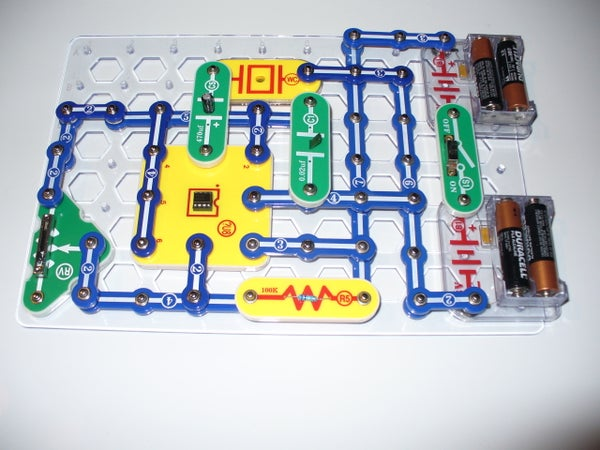Build a Tone Generator--Improve Your Snap Circuits by Adding a 555 Timer IC