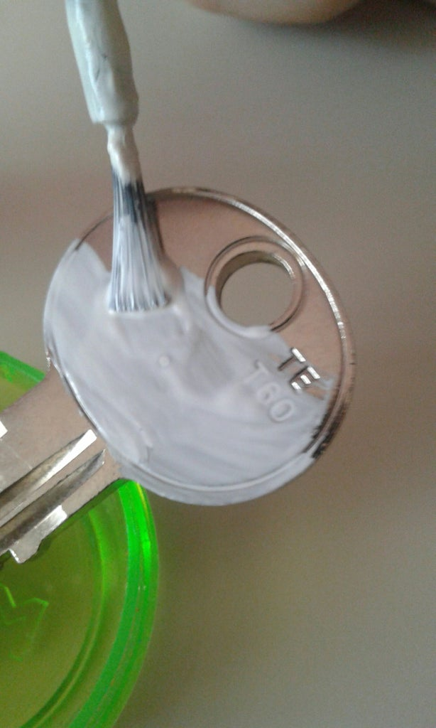 Prepare the Key