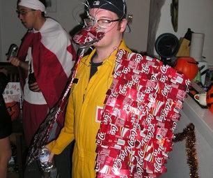 Coke Can Birdman Costume