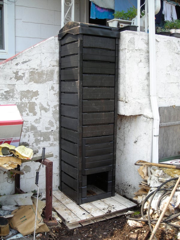 Composter Tower