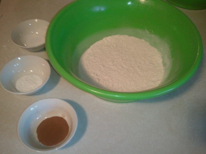Blend Dry Ingredients