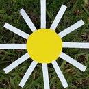 Sunflower Brooch