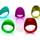 Customizable 3D Printed Ring Designs