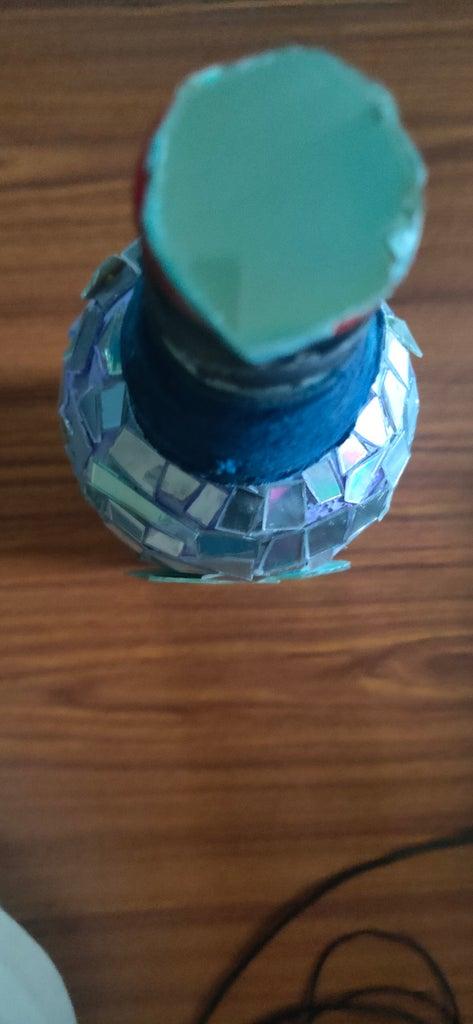 Bottle Cap Decoration