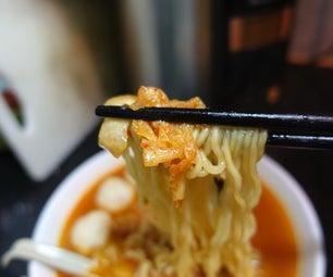 Kimchi Shin Ramyun