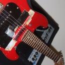 The Worlds First Self Strumming Guitar