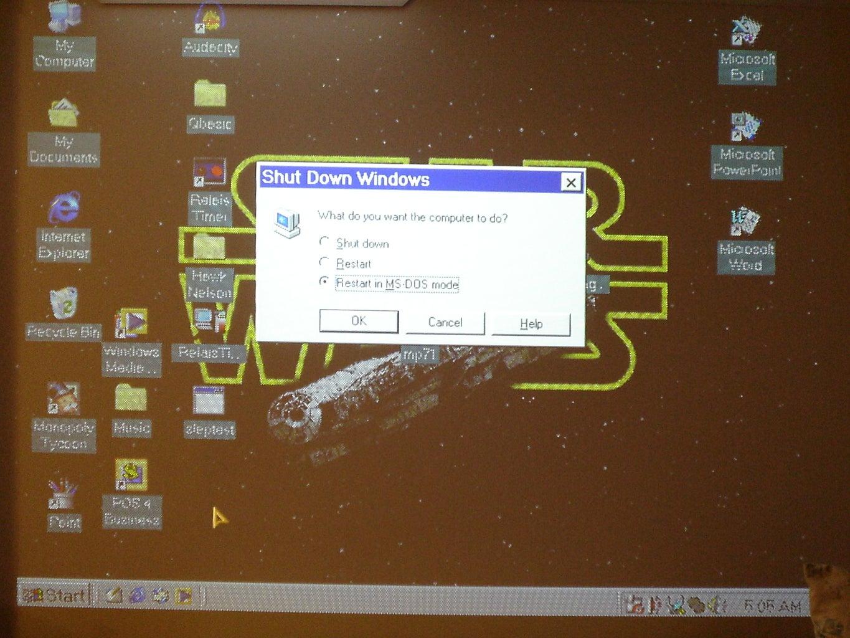 Configure Control Software