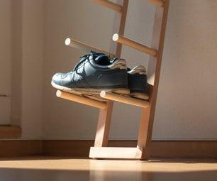 Simple Shoe Rack