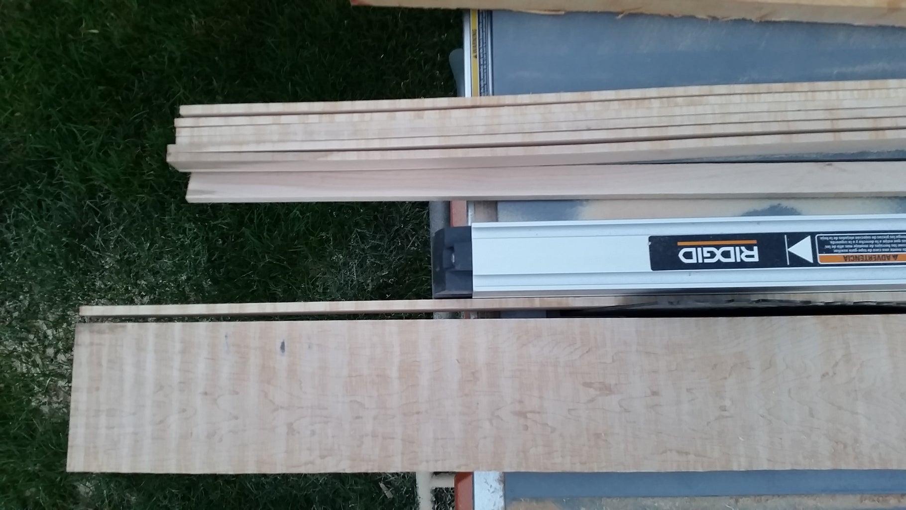 Cut Wood (Round 1)