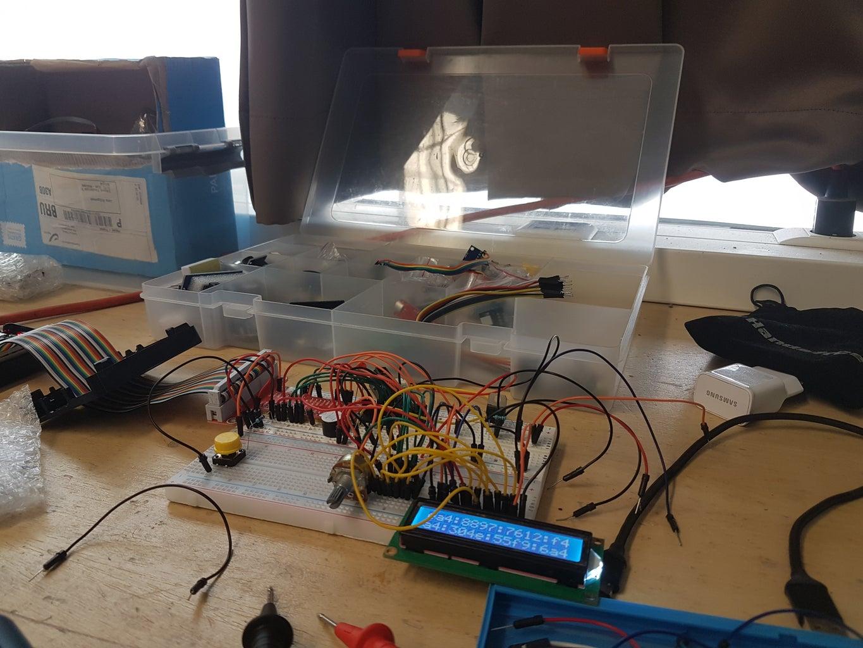 Making the Circuit Diagram