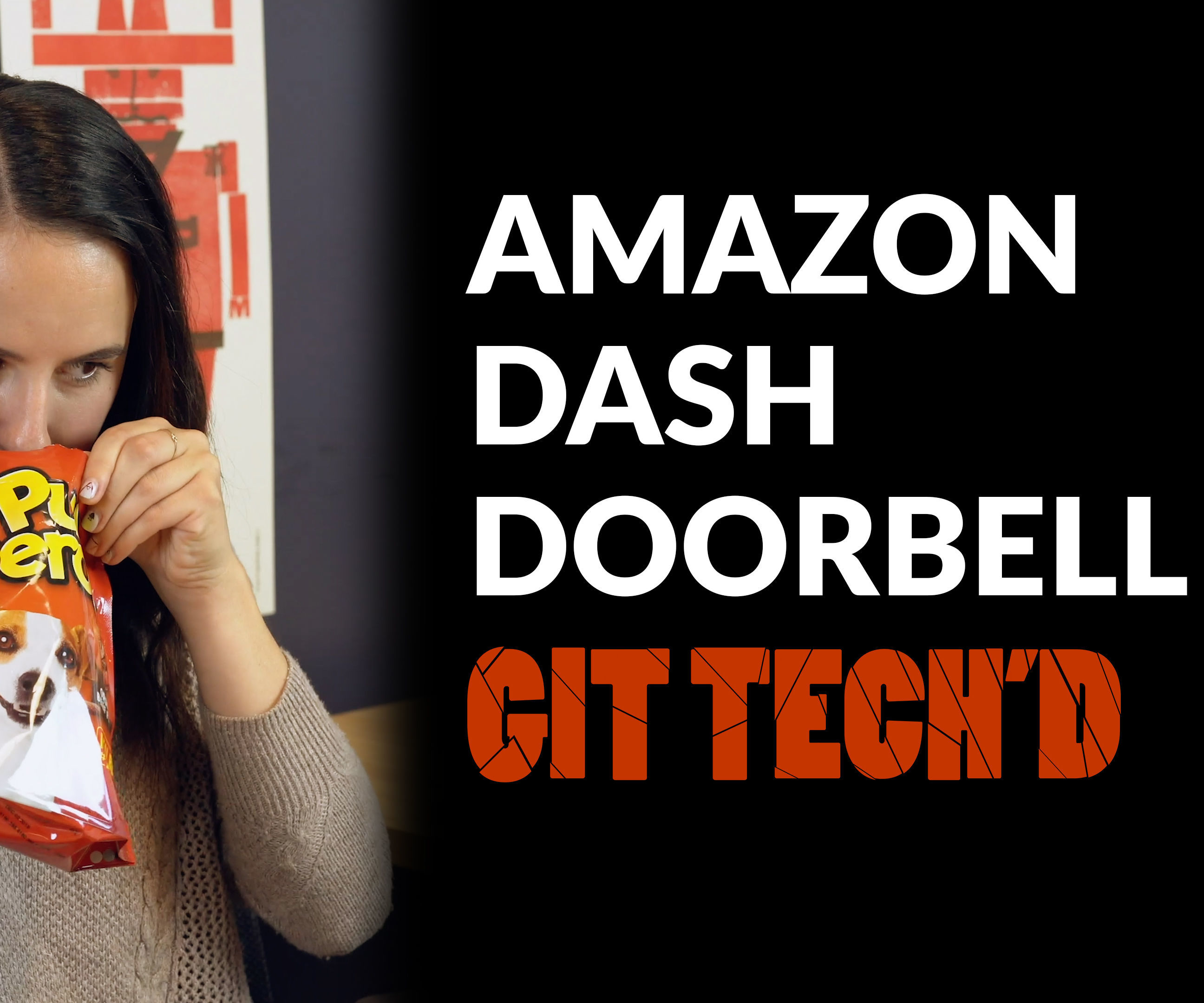 Amazon Dash Button Silent Doorbell